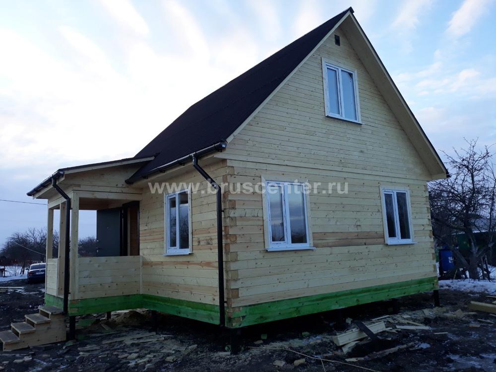 Ленточный фундамент 6 9 стоимость в Красногорске